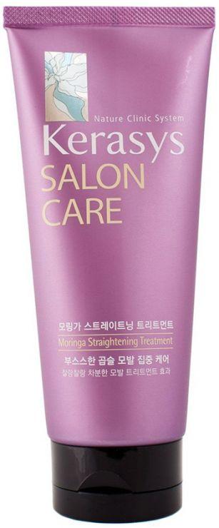 KeraSys Маска для волос Выпрямление система натурального лечения 200 мл