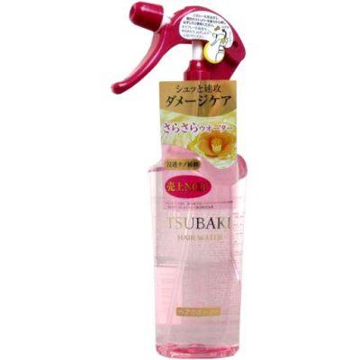 """""""SHISEIDO"""" """"TSUBAKI Damage Care"""" Разглаживающий спрей для волос с защитой от термического воздействия с маслом камелии"""