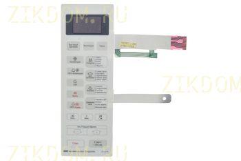 Сенсорная панель микроволновой печи Samsung CE1031R-T DE34-00266F