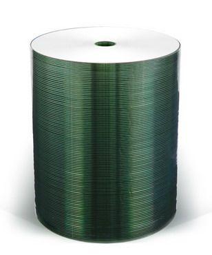 CD-R Mirex printable inkjet (полная заливка) 700 Мб 48x  bulk /100