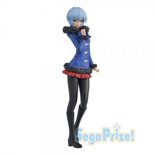 Фигурка Neon Genesis Evangelion Ayanami Rei Prize