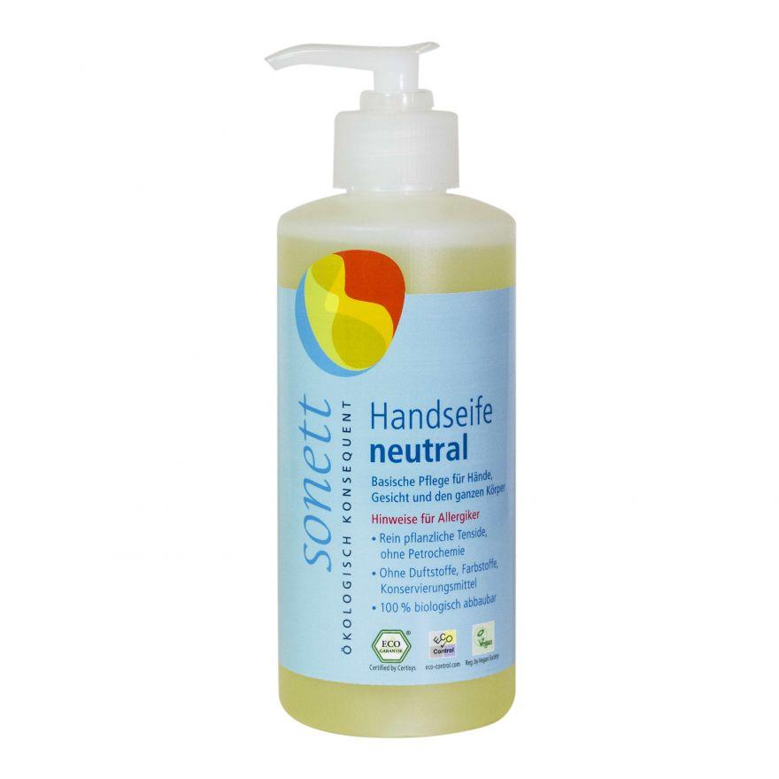 Жидкое мыло «Neuetral» Sonett (Сонет) 300 мл