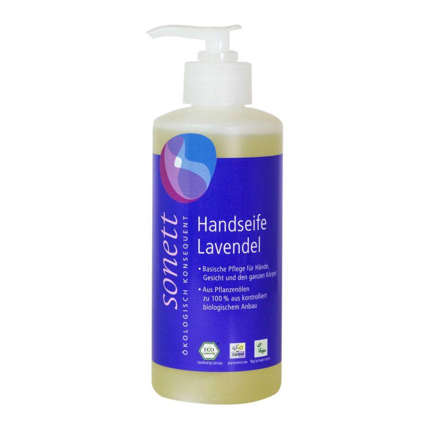Жидкое мыло «Lavendel» Sonett (Сонет) 300 мл