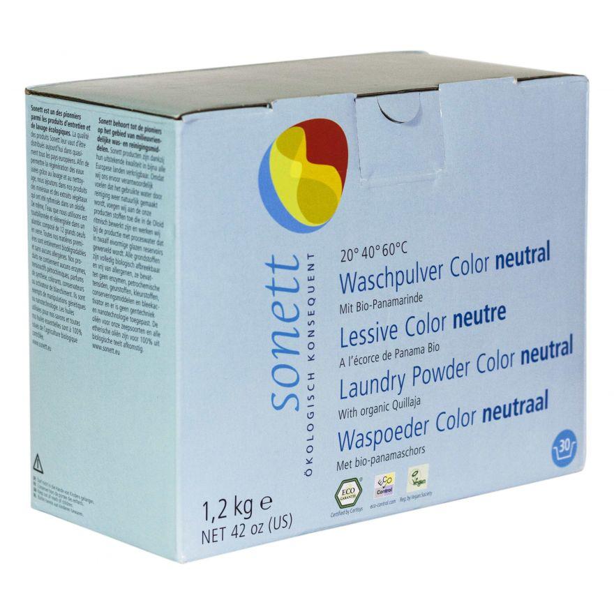 Стиральный порошок «ColorPulver» Sonett (Сонет) 1200 г