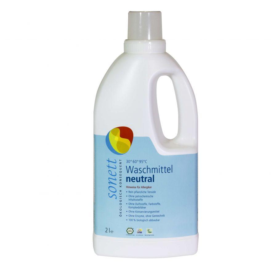 Экогель для стирки «Waschmittel» Sonett (Сонет) 2000 мл