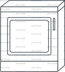 Тумба 1-дверная с мягким сиденьем мод.5 Ждана