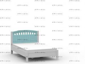КроватьTeen`s Home 2 (18.109.03/04), 2 размера