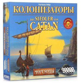Hobby World Настольная игра Колонизаторы Мореходы (3-е издание)