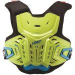 Leatt Chest Protector 2.5 Junior Lime/Blueзащитный жилет подростковый