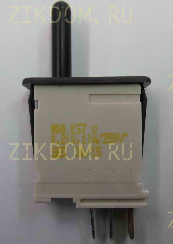 Выключатель света холодильника Bosch HL-404KS7