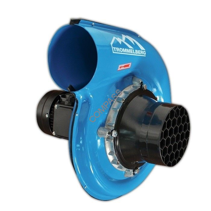 Вентилятор центробежный для удаления выхлопных газов (1900 м³/час)