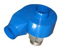 Вентилятор центробежный для вытяжки выхлопных газов MFS (2800 м³/час) Trommelberg (Германия)