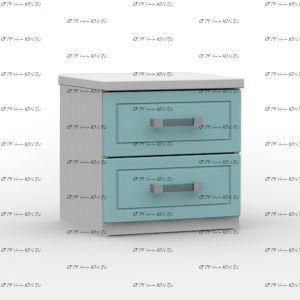 Тумба прикроватная Teen`s Home 2 / Lite (41х40х42)