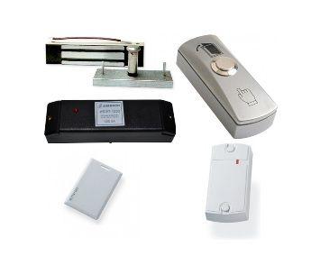 КСКД-12 Комплект системы контроля доступа для 1-ой двери весом до 450 кг.
