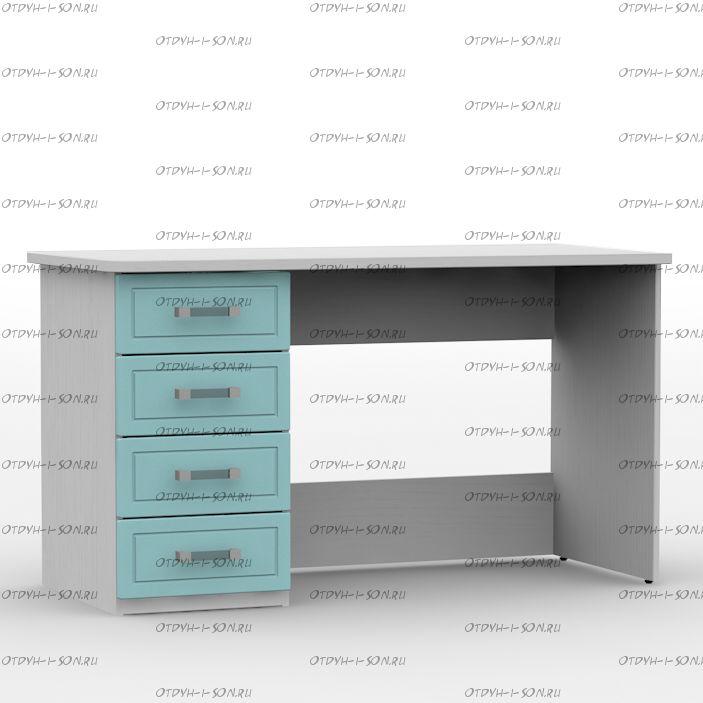 Стол письменный 1360 Teen`s Home 2 / Lite (136х62х77)