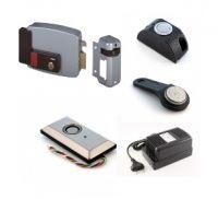 КСКД-13 Комплект системы контроля доступа для 1-ой калитки или уличной двери