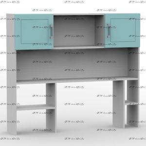Надстройка стола большая Teen`s Home 2 / Lite