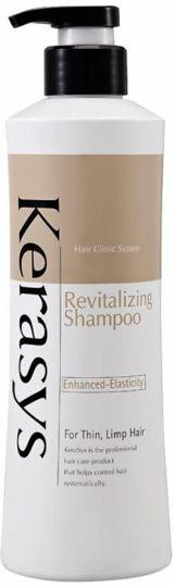 KeraSys Шампунь для волос Оздоравливающий с дозатором 600 г