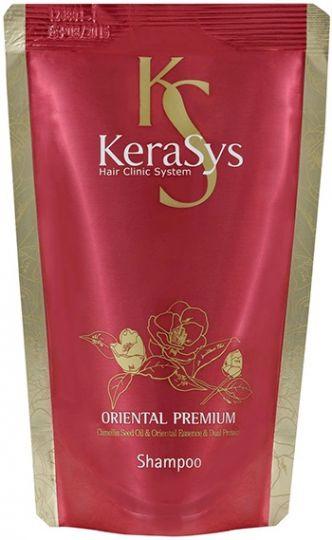 KeraSys Шампунь для волос Ориентал запасной блок 500 г