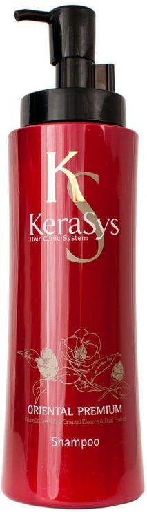 KeraSys Шампунь для волос Ориентал с дозатором 600 г