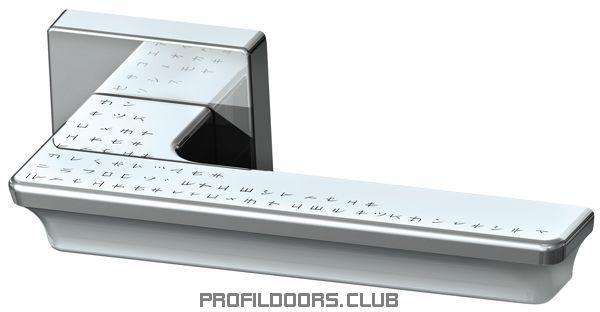 Ручка раздельная MATRIX USQ7 CP-8