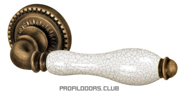 Ручка раздельная Silvia CL 1 OB/CRP-213