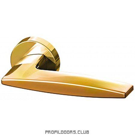 Ручка раздельная SQUID URB9 GOLD-24