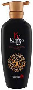 KeraSys Шампунь для волос от выпадения волос с экстрактом корня красного женьшеня 400 мл