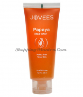 Гель для умывания Папайя Джовис | Jovees Natural Papaya Face Wash
