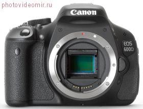 Арендовать Цифровая зеркальная фотокамера Canon EOS 600D Body