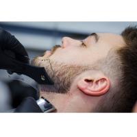Mini Barber-трафарет для ухода за бородой