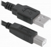 USB кабель USB04-10 USB2.0 AM-BM, 3.0м