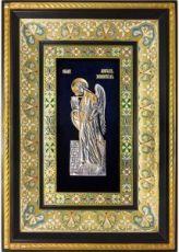 Ангел Хранитель (29х40), серебро