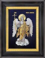 Ангел Хранитель (25х31), серебро