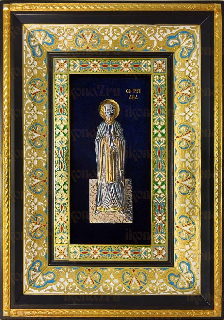 Анна Кашинская (29х40), серебро