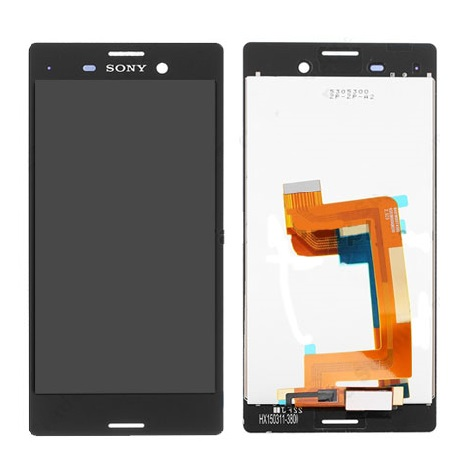 Дисплей для Sony Xperia M4 Aqua в сборе с сенсорным стеклом (копия ААА)