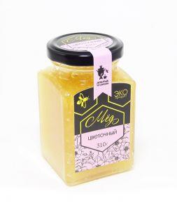 Мёд цветочный, 310 гр