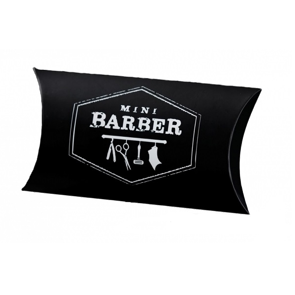 Mini Barber-трафарет для ухода за бородой, щетиной, усами, висками