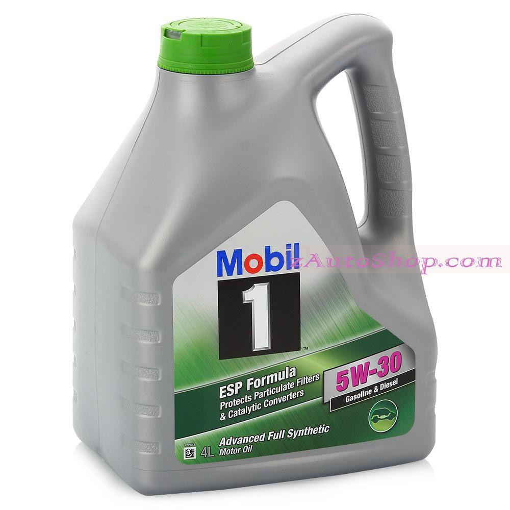 А/масло Mobil 1 ESP Formula 5W30  4 л а-37