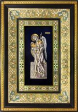 Гавриил Архангел (29х40), серебро