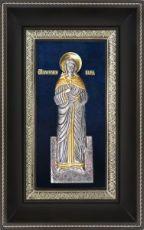 Вера Римская (18х29), серебро