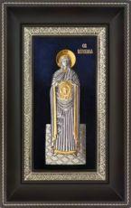 Вероника Праведная (18х29), серебро