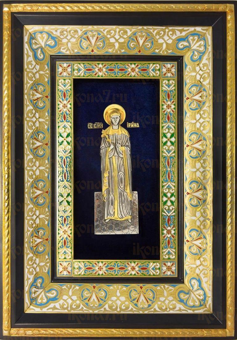 Ирина Македонская (29х40), серебро