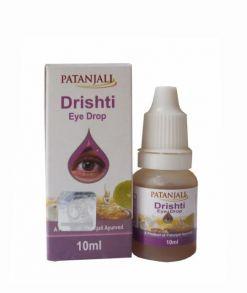 "Глазные капли ""Дришти"",10мл. (Drishti Eye Drop) Patahjali Ayurved"