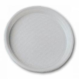 Тарелка пластиковая d 220 мм (100 шт.)
