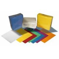 Салфетки  24х24 см 2х слойные /интенсивный цвет/ (20 шт.)