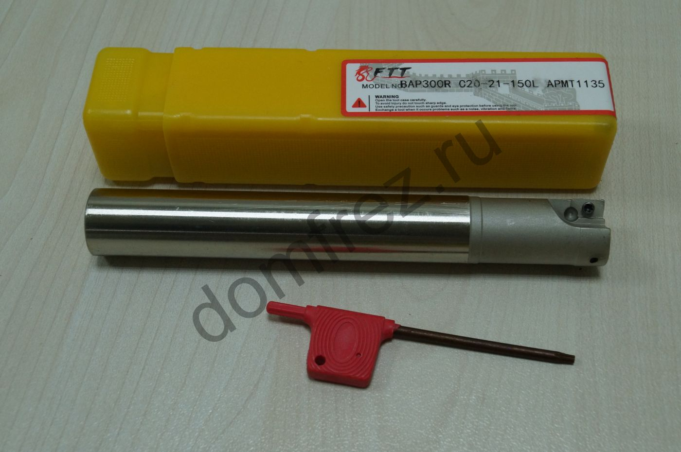 Оправка фрезерная BAP300R C20-21-150