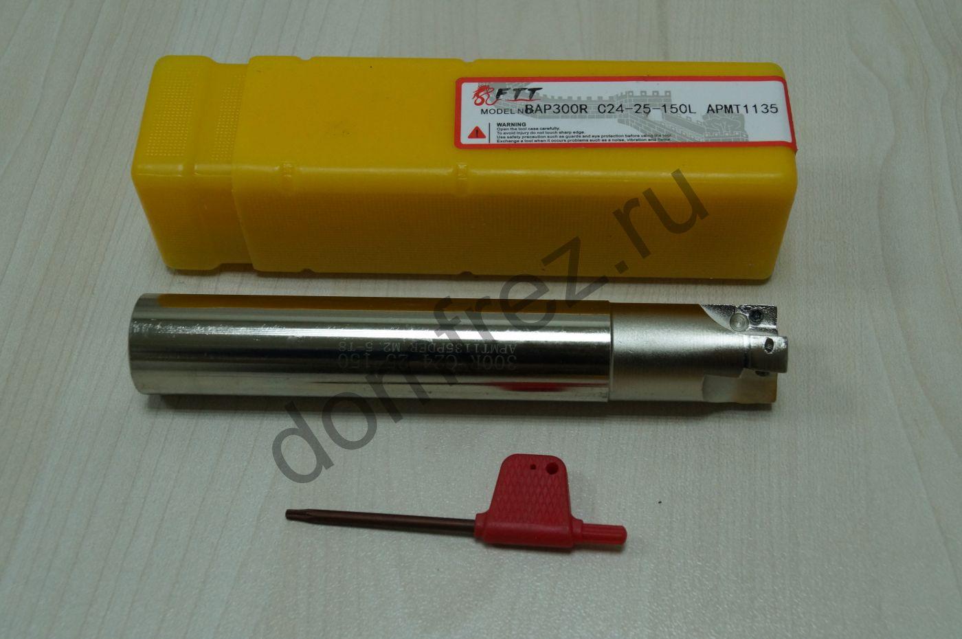 Оправка фрезерная BAP300R C24-25-150