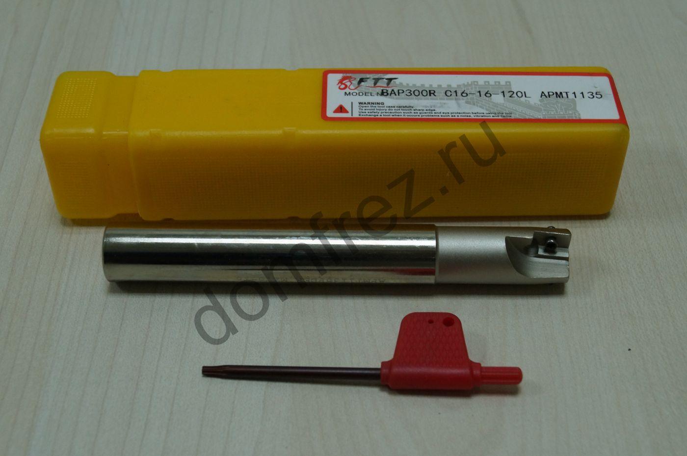Оправка фрезерная BAP300R C16-16-120