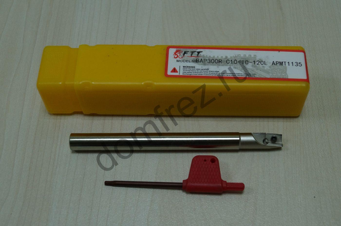 Оправка фрезерная BAP300R C10-10-120